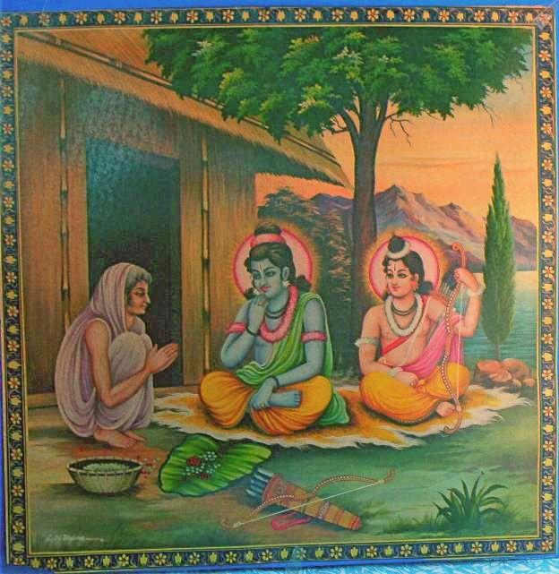 PunjabKesari Shabari jayanti