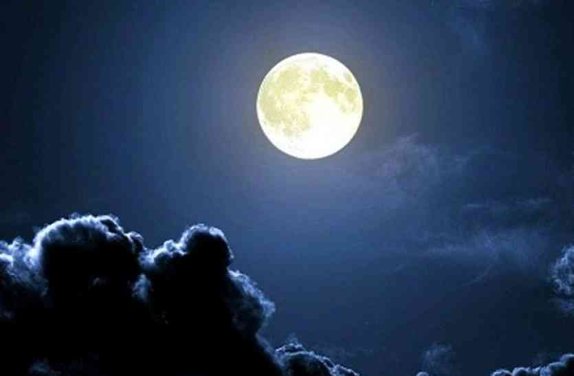 PunjabKesari Super Flower Moon on Thursday