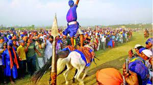 PunjabKesari Hola Mohalla