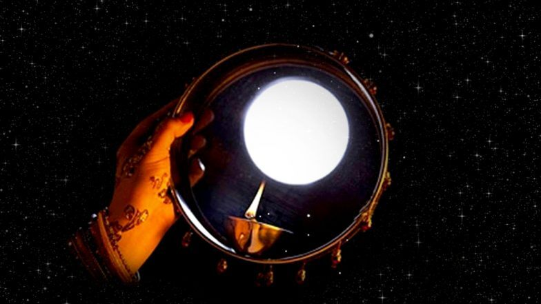PunjabKesari Karva chauth chand timing 2019
