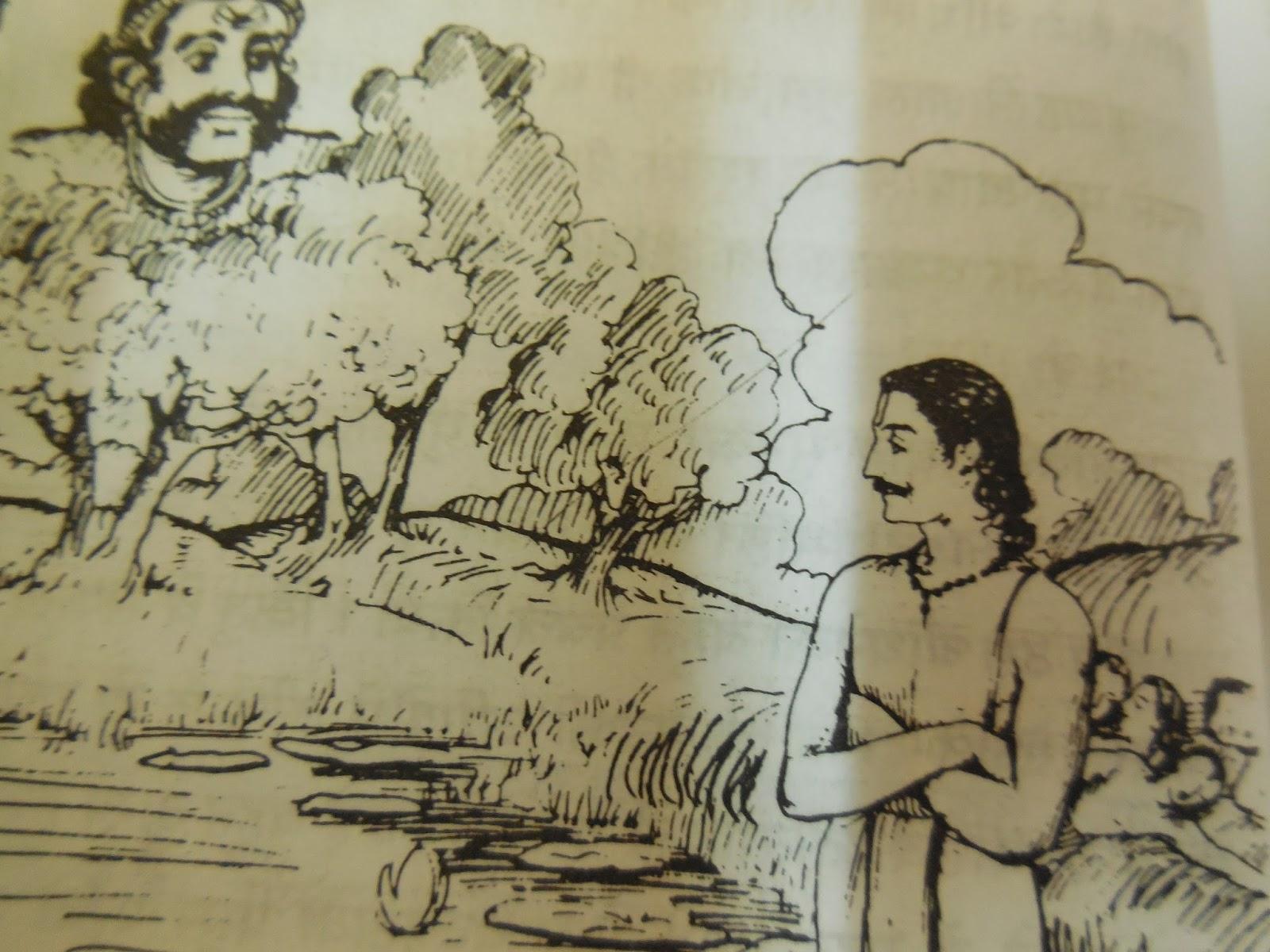 PunjabKesari Mahabharata katha