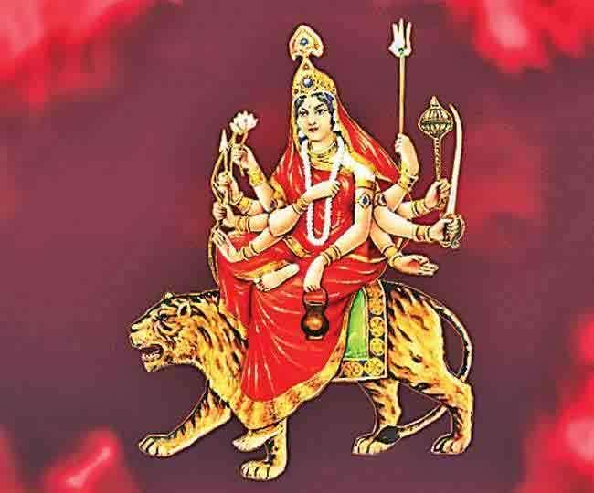 PunjabKesari Maa Chandraghanta