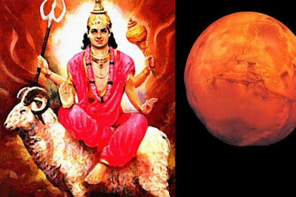 PunjabKesari Mars transit to leo sun sign