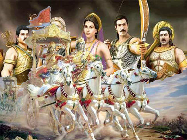 PunjabKesari Mahabharata this is the way to see and talk to the soul