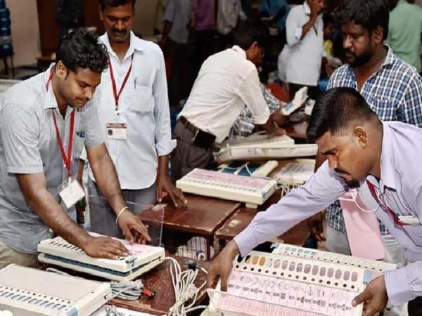 PunjabKesari, Madhya Pradesh, Punjab Kesari, Bhopal, Loksabha Election 2019, BJP, Congress, Voting