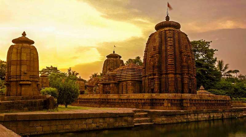 PunjabKesari Lingaraj Temple Bhubaneswar