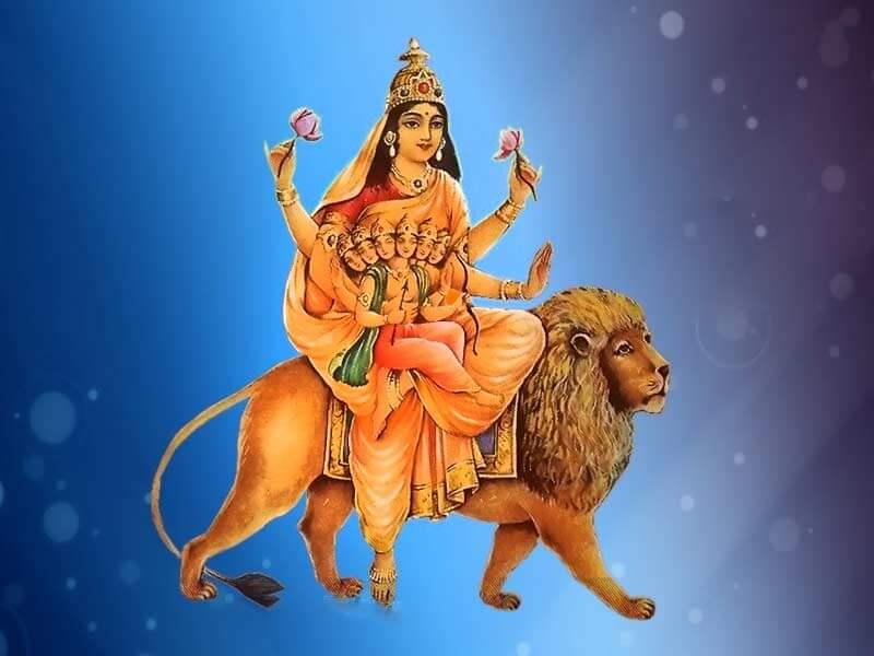 PunjabKesari Chaitra Navratri 2020 Skandamata