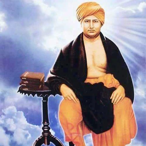 PunjabKesari Maharishi Dayanand Saraswati Jayanti