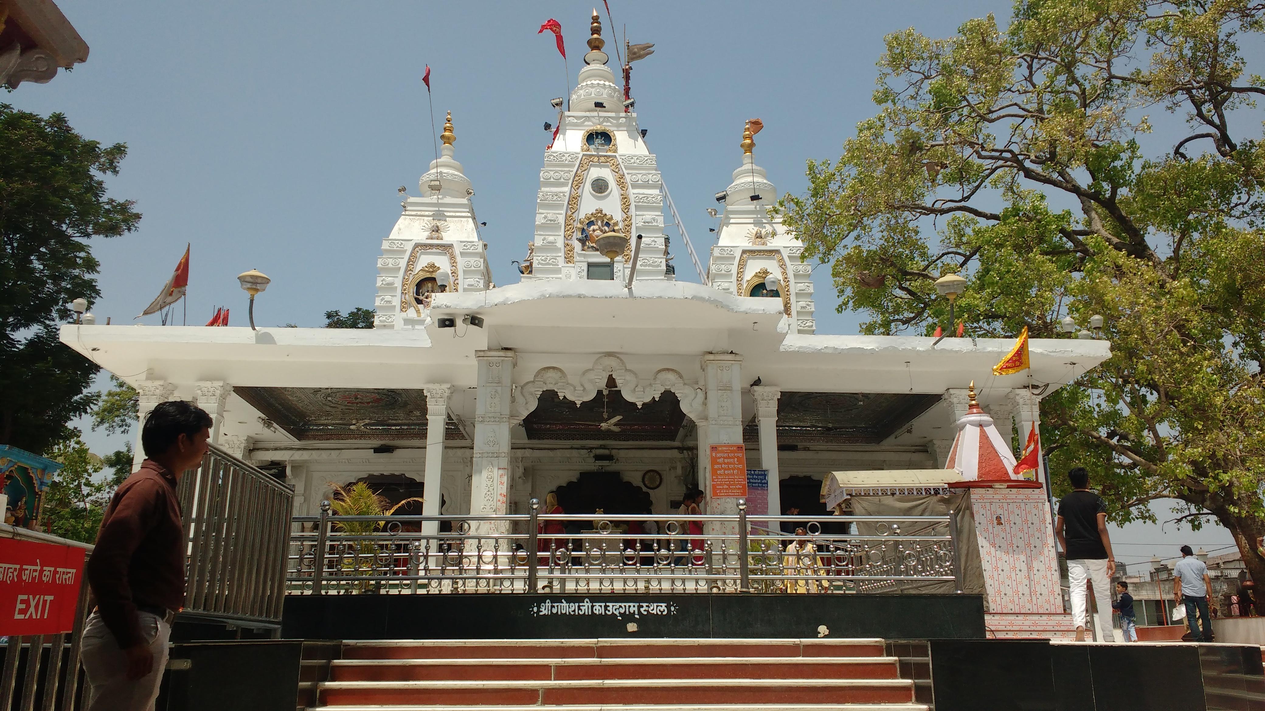PunjabKesari Indore Ganesh mandir