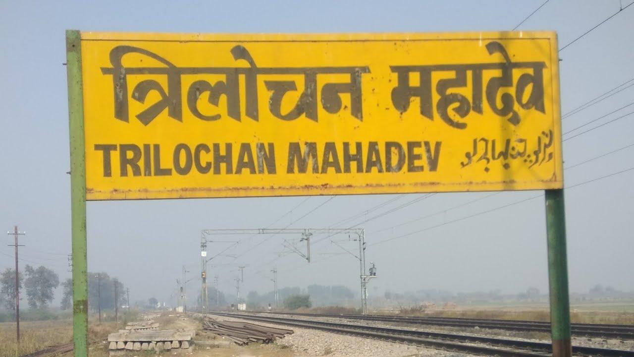 PunjabKesari Trilochan Mahadev mandir