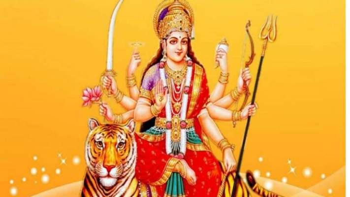 PunjabKesari Navratri Kanya Pujan