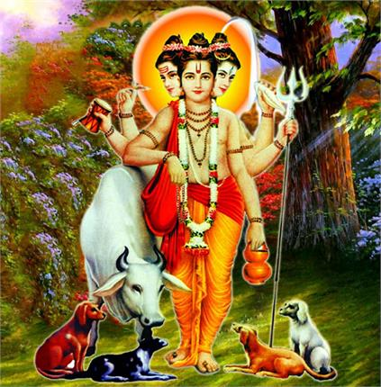PunjabKesari Dattatreya Jayanti