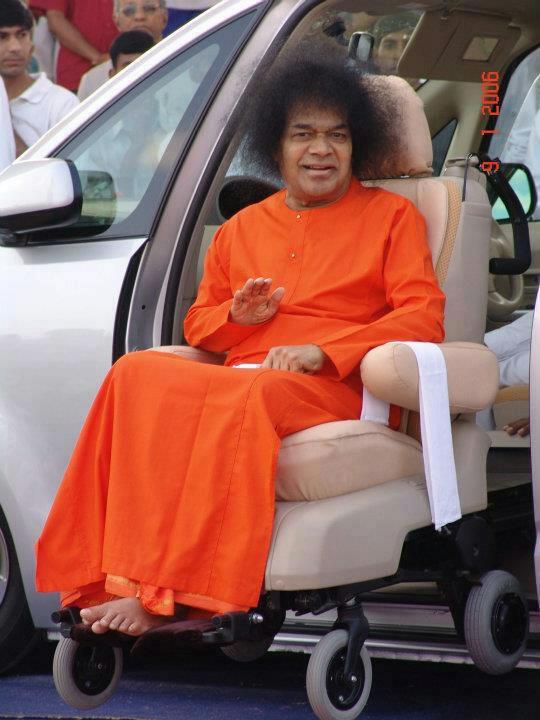 PunjabKesari Sathya Saibaba Jayanti