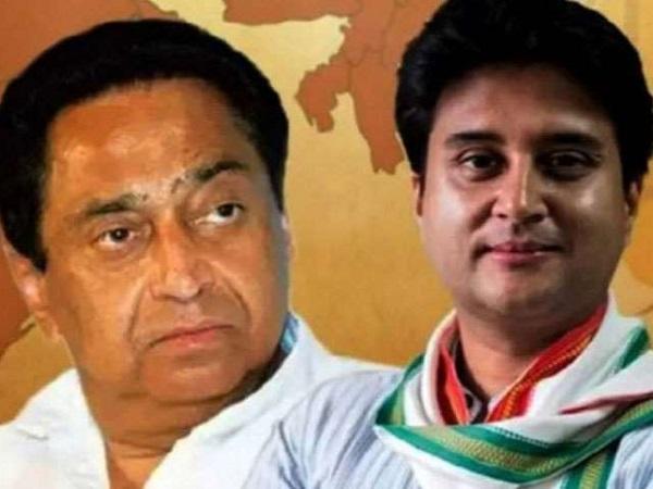 PunjabKesari, Madhya Pradesh by-election, MP by-election election, Madhya Pradesh elections, BJP, Congress, Jyotiraditya Scindia, Shivraj Singh Chauhan