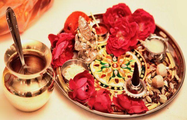 PunjabKesari Only Lucky people do this puja