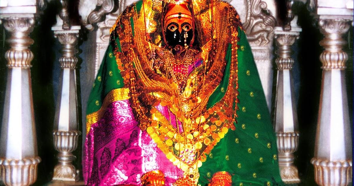 PunjabKesari Shri Tuljabhavani Mandir