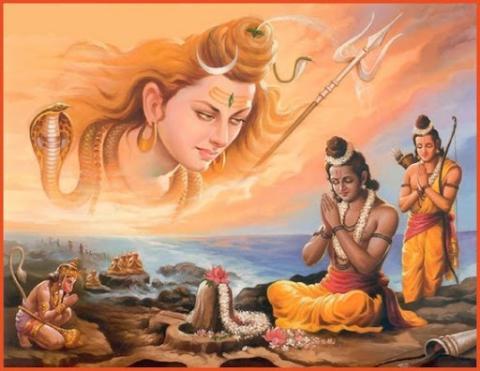 PunjabKesari Shree Rameshwar Jyotirlinga