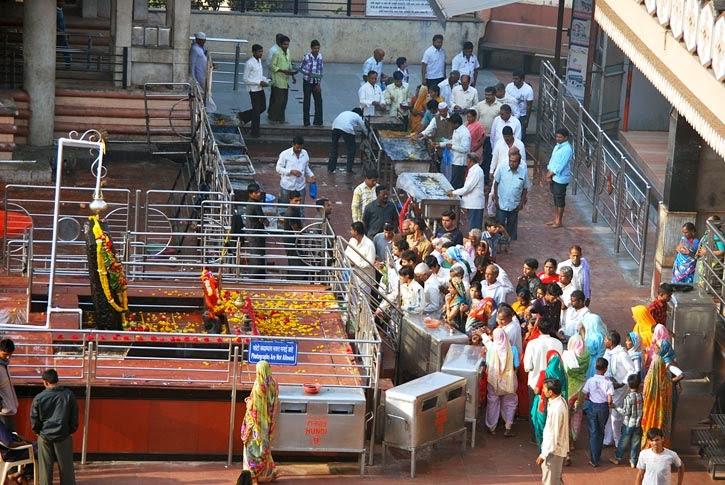 PunjabKesari Shani shingnapur