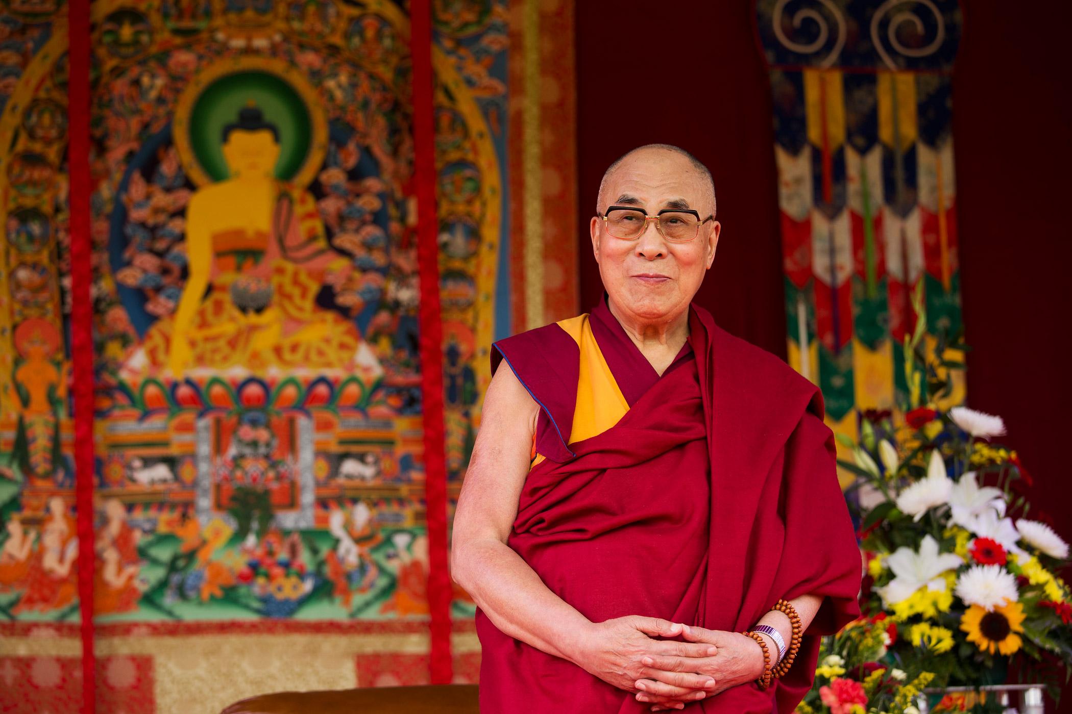 PunjabKesari Dalai lama birthday