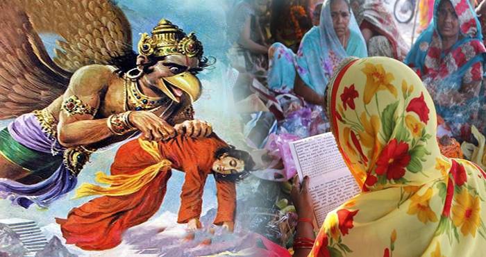 PunjabKesari, Jitiya Vrat, Jitiya Vrat Katha, Vrat Katha in hindi, जितिया व्रत, जीवित्पुत्रिका व्रत, Jivatputrika vrat, Hindu Vrat Upvaas, Dharmik Katha In Hindi, Dharmik Story In Hindi, Mahabharat, Jitiya Vrat mahabharat connection