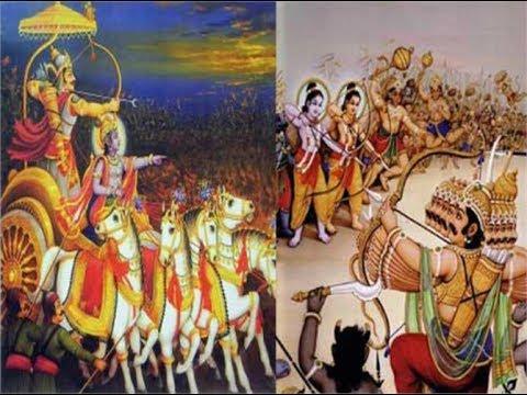 PunjabKesari ramayan mahabharat