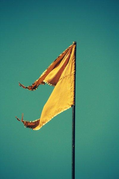PunjabKesari yellow flag