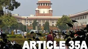 PunjabKesari Section 370 35A jammu kashmir ladakh