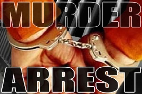1 arrested in murder case