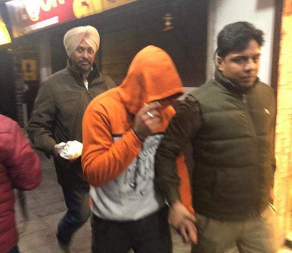 raid in ppr mall person arrested