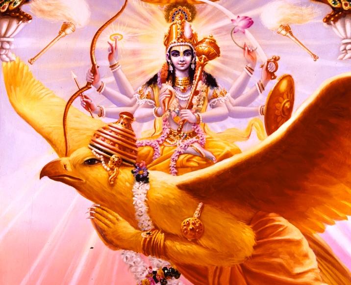 PunjabKesari, Vishnu Garuda, विष्णु जी