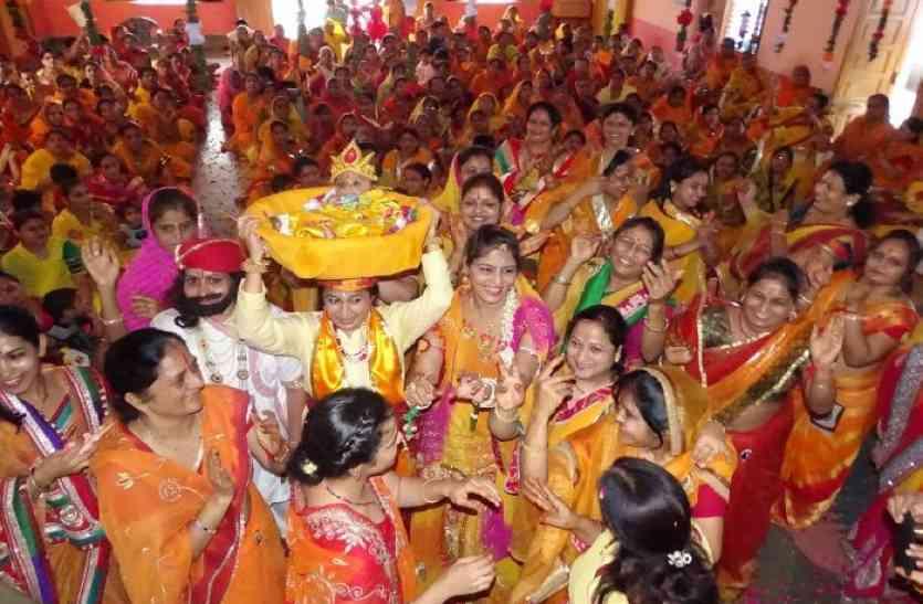 PunjabKesari, गोकुलोत्सव, नंदोत्सव
