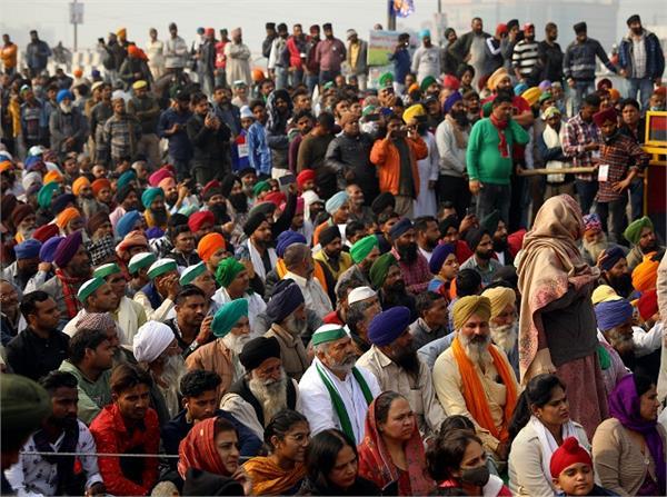 haryana news announcement of khap panchayats regarding tractor parade