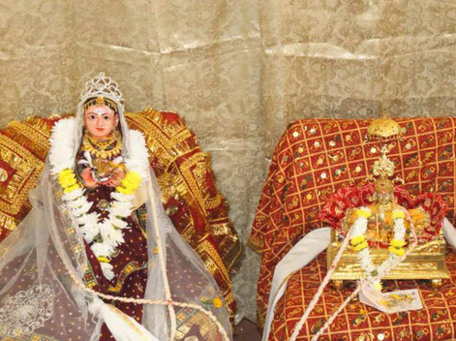 PunjabKesari, tulsi Vivah, तुलसी विवाह
