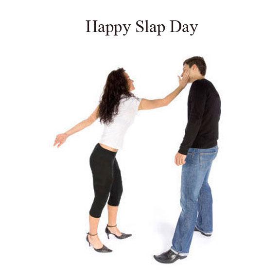 PunjabKesari Slap Day