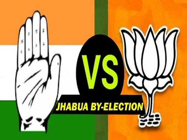 PunjabKesari, Madhya Pradesh News, Jhabua News, Jhabua by-election, Congress, BJP, Kantilal Bhuria, Bhanu Bhuria, voting count started