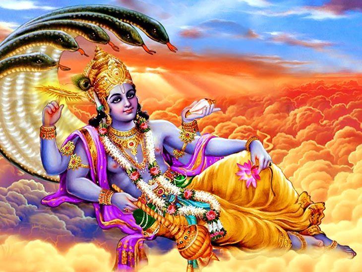 PunjabKesari, Sri Hari, lord Vishnu, श्री हरि, भगवान विष्णु