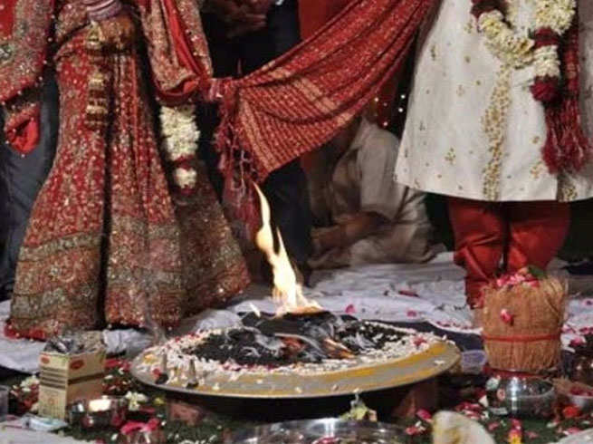 PunjabKesari Why are seven rounds in a Hindu wedding taken in front of fire