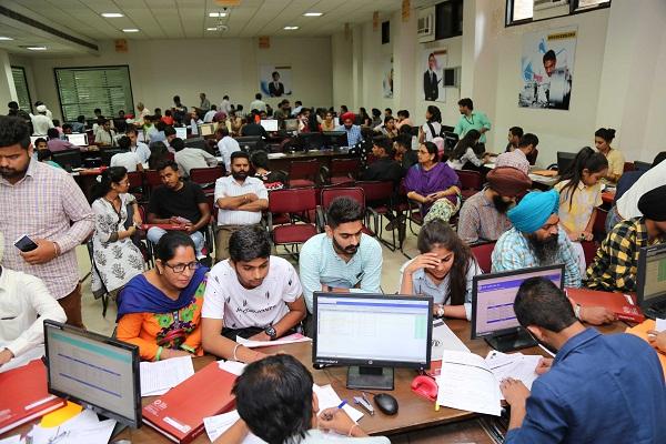 PunjabKesari, In LPU admission up to 30 september