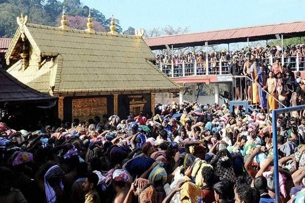 PunjabKesari Sabarimala temple