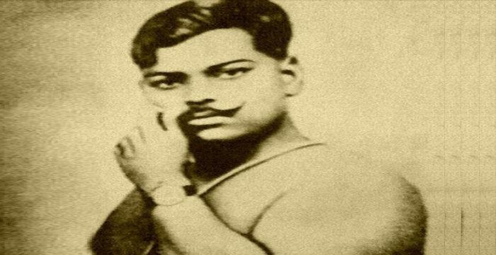 PunjabKesari Chandra Shekhar Azad Biography