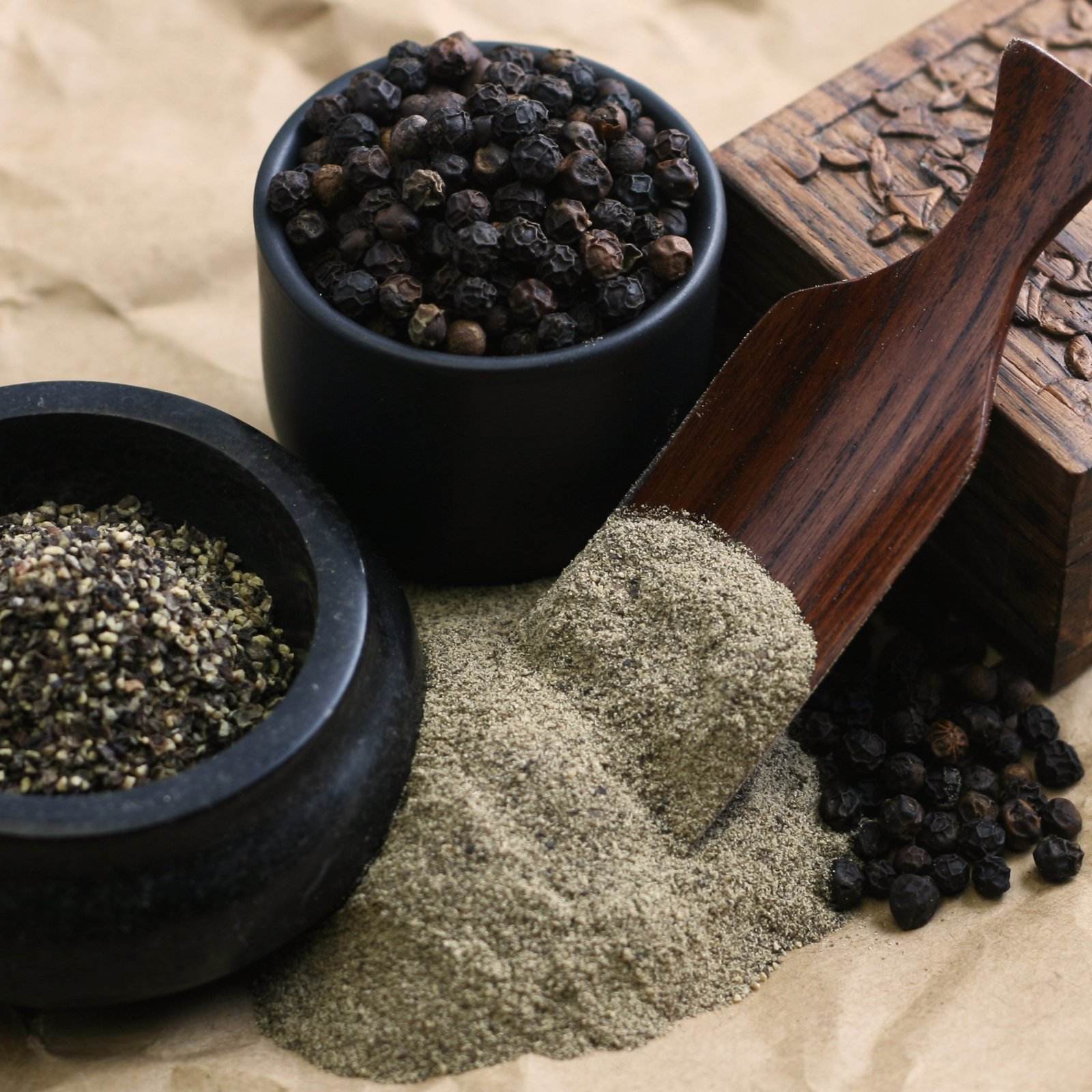 PunjabKesari, Benefits of Black Pepper Image, काली मिर्च के फायदे इमेज