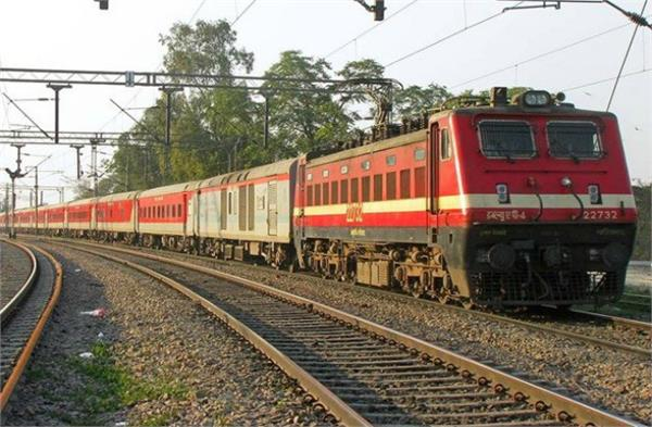 railways  loss of 2200 crores  due to farmer agitation in punjab
