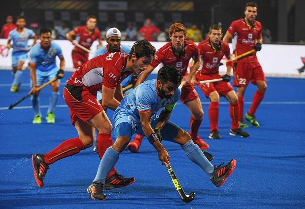 hockey india, world cup 2018