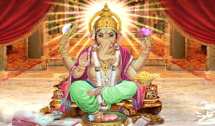 PunjabKesari, kundli tv, lord ganesha image