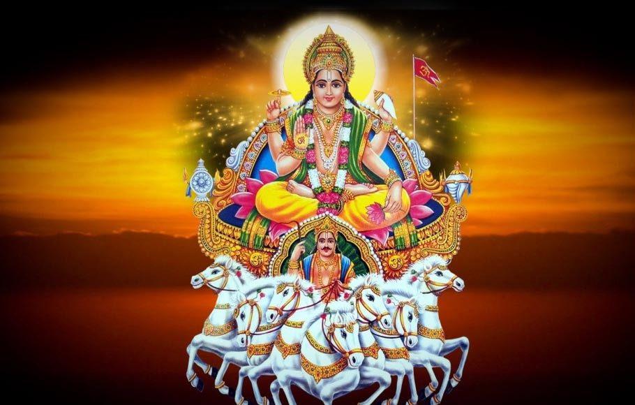 PunjabKesari, kundli tv, lord surya dev image