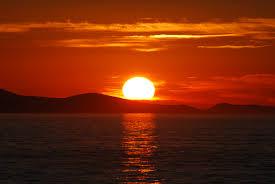 PunjabKesari, kundli tv, sunset image