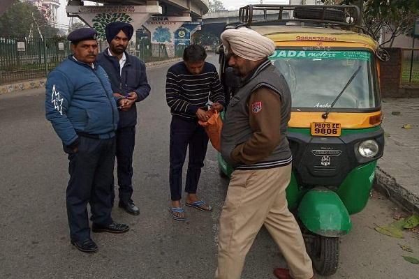 PunjabKesari, Auto owners endangering lives of innocent people