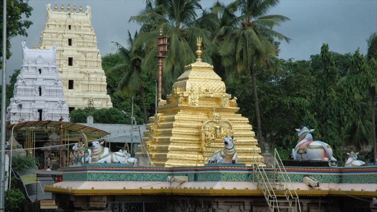 PunjabKesari Mallikarjun jyotirlinga temple