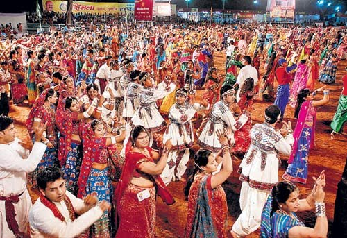 PunjabKesari Dussehra Festival in India