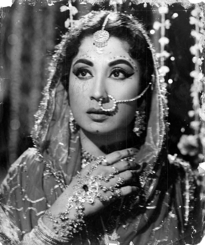 PunjabKesari, Meena kumari image